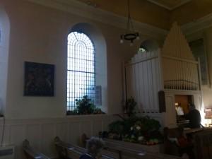 In Church 2013
